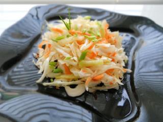 Салат овощной витаминный