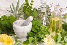 Лекарственные растения против гриппа